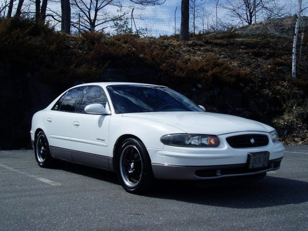 Buick Regal Gs Supercharged. 1997 Buick Regal GS